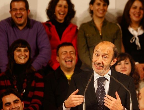 Mitin de Zapatero en Cádiz
