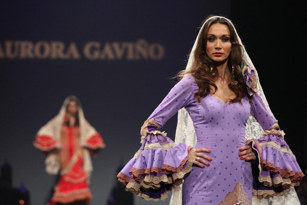 La colección de Aurora Gaviño en SIMOF 2008
