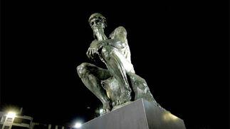 Rodin convierte en museo la Plaza Nueva