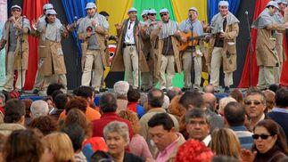 Carnaval 2008 en Chiclana