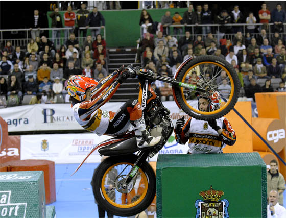 Campeonato del Mundo de Trial Indoor