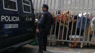 Drama en la frontera