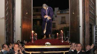 El primer retorno al templo del Salvador
