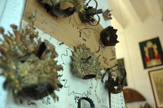 Visita a un taller de orfebrería: Marmolejo