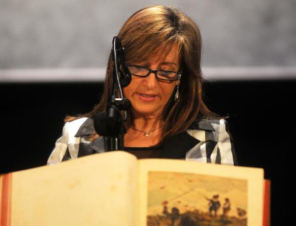 Lectura pública de 'El Quijote'