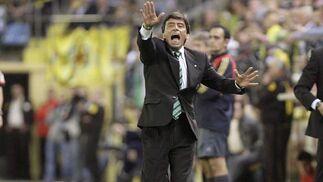 Un Betis sin gol deja remontar al Villarreal (2-1)
