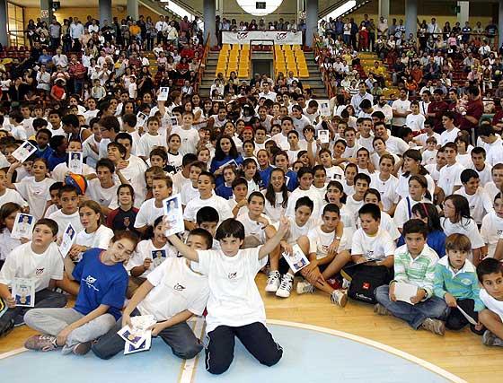 Córdoba homenajea a Felipe Reyes