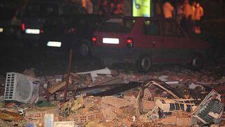 Explosión en Pozoblanco