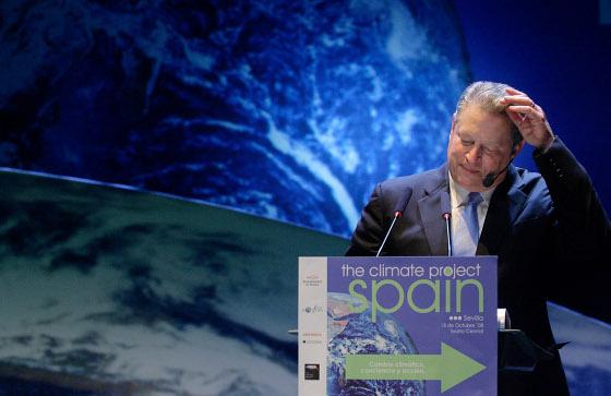 La 'revolución verde' de Al Gore