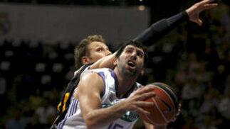 El Cajasol sorprende al Madrid