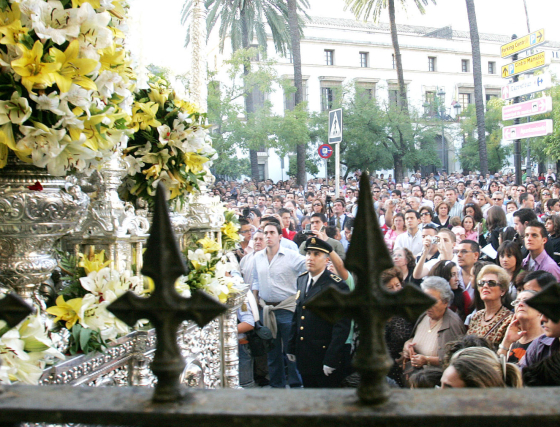 Traslado de la Virgen del Valle a la Catedral