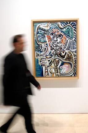 Seis años con Picasso