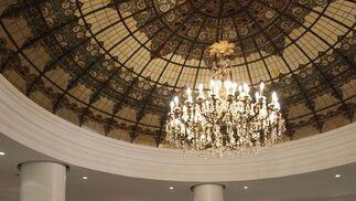 Aspecto de una de las salas del Colón.  Foto: Jaime Martinez