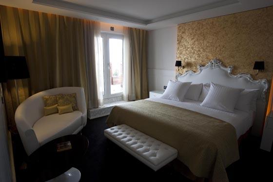 Habitación del hotel Colón.  Foto: Jaime Martinez