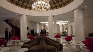 Interior del hotel Colón.  Foto: Jaime Martinez