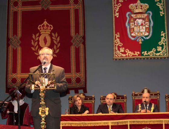 La Granada de Oro fue para el trabajo del Colegio Salesiano San Juan Bosco.  Foto: Miguel Rodr?ez
