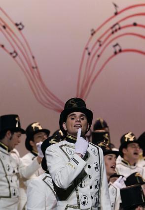 El coro de Martínez Mora La musigadité.  Foto: Jesus Marin