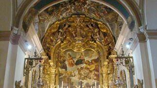 Novena al Señor de las Tres Caídas en San Isidoro.  Foto: J.P.