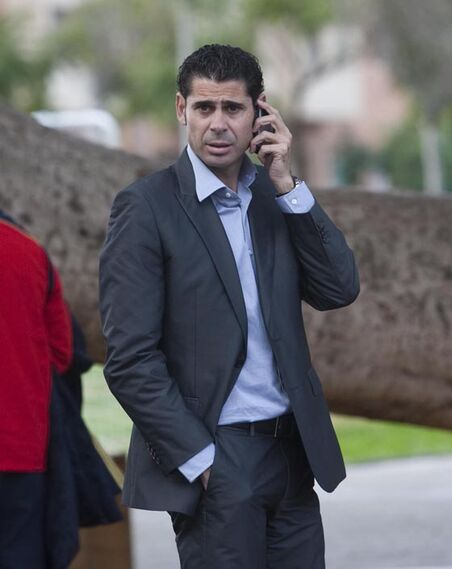 La selección española, en Sevilla