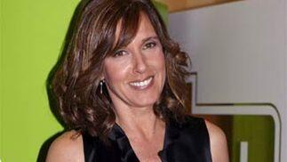 Ana Blanco, rostro de los informativos de Televisión Española.   Foto: EFE