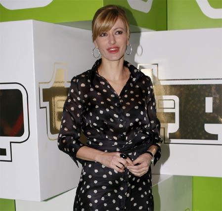 La presentadora de Espejo Público, Susana Griso.   Foto: EFE