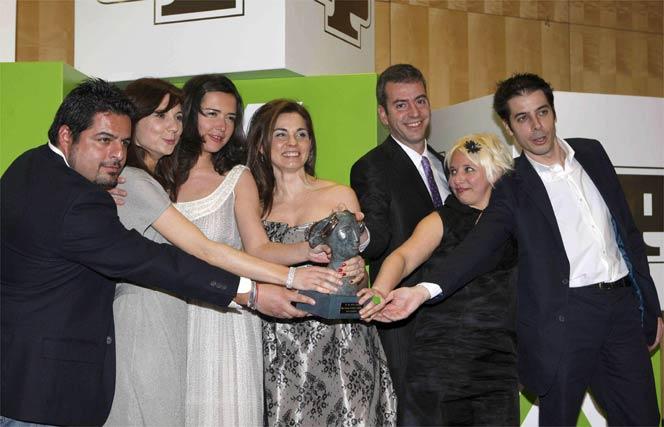 El equipo de 'Callejeros'.   Foto: EFE