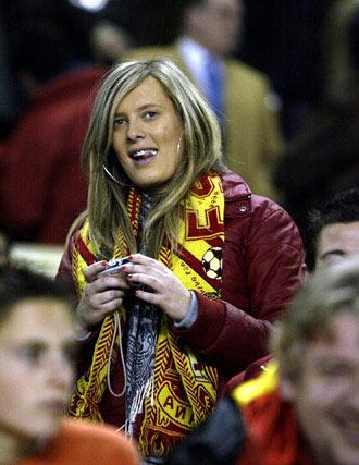 Las imágenes del España-Inglaterra