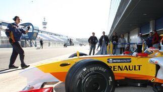 El 'R29' había sido cuestionado por su falta de competitividad, debido a los tiempos obtenidos tanto en Jerez como en Portimao a mediados de enero.   Foto: J. C. Toro