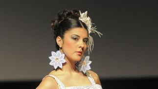 Detalle de los pendientes de la colección Esther Peláez.  Foto: M. Aranda