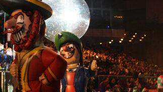 La empresa 'Brotóns, Cabalgatas y Disfraces' participa en los actos del Año Nuevo chino