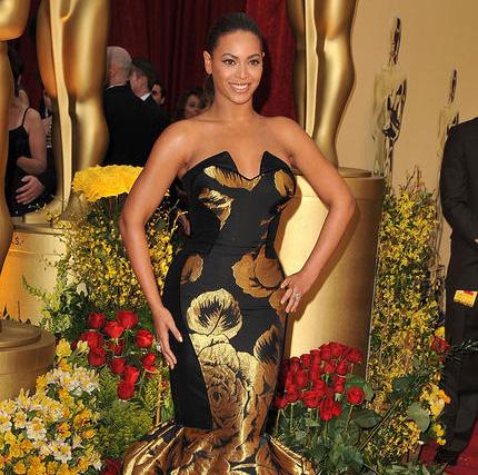 Beyoncé.  Foto: AFP Photo / EFE / Reuters