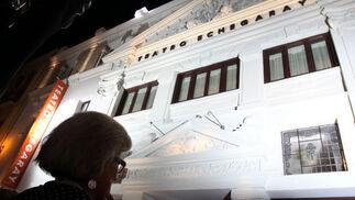El Teatro Echegaray abre sus puertas con Francisco Peñalosa en su recuerdo  Foto: Migue Fernandez