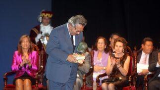 Este año como novedad se ha otorgado un Premio al Flamenco cuyo ganador fue el artista Manuel Morao.   Foto: Juan Carlos Toro