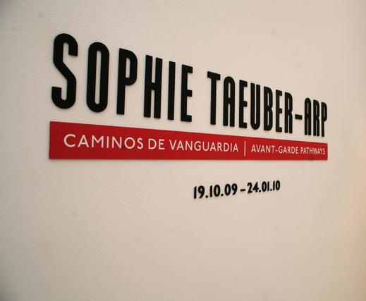 El Museo de Málaga inaugura la primera gran exposición retrospectiva en España de la artista suiza Sophie Taeuber-Arp (1889-1943).  Foto: Punto Press