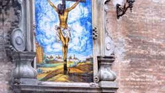 La iglesia de la Anunciación también está afectada por las reformas  Foto: Juan Carlos V?uez