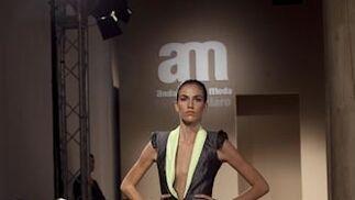 Colección de Fernando Claro para Andalucía de Moda 06.  Foto: J. M.