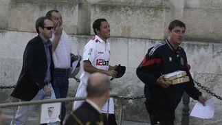 Adriano antes de incorporarse al grupo.  Foto: Antonio Pizarro