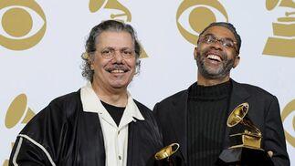 Los jazzistas Chick Corea y John McLaughlin también fueron premiados. / Efe