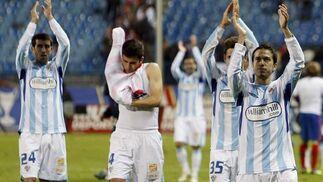 Los de Muñiz fueron superiores durante todo el partido. / Reportaje gráfico: EFE