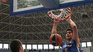 Mate de Juanjo Triguero.  Foto: L. García (ACB)
