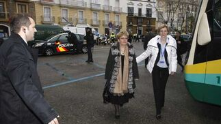 "Con motivo de la presidencia española de la UE, las ministras se plantean desde Cádiz el reto de la ""igualdad real""  Foto: Joaquin Pino-Joaquin Hernandez Kiki"