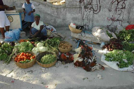 La venta de comida en puestos callejeros ha vuelto a funcionar.