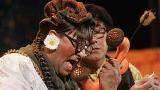 Cuarteto 'La alegría de la 'güerta''  Foto: Lourdes de Vicente