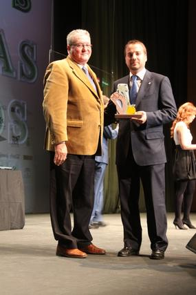 Premio al Xerez Deportivo de fútbol (gesta deportiva).