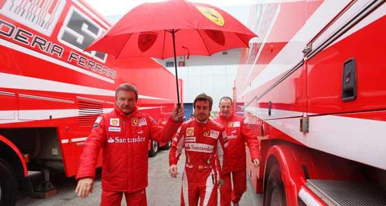 Fernando Alonso  Foto: Juan Carlos Toro