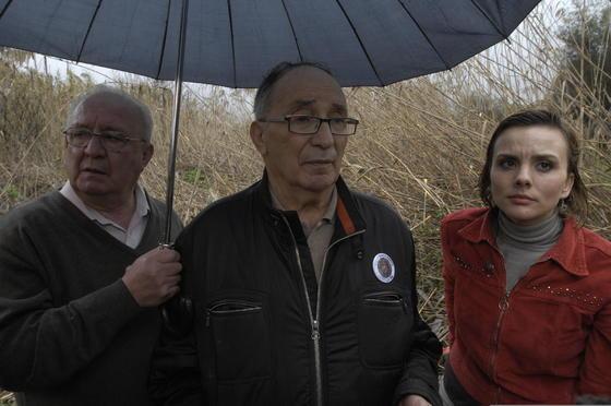La cara triste de José Antonio Casanueva refleja la pesadilla que está viviendo la familia de Marta del Castillo.  Foto: Manuel Gómez