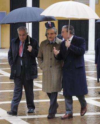 Enrique Moreno de la Cova, a la derecha.  Foto: Juan Carlos Vázquez