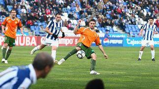 Recreativo y Betis firman tablas en el Nuevo Colombino. / Alberto Domínguez