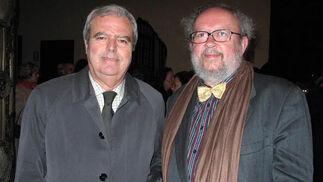 Ricardo Ríos, presidente de la Asociación para el Progreso de la Comunicación (APC), a la izquierda.  Foto: Victoria Ramírez