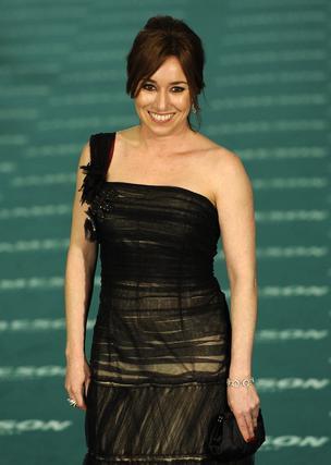 La actriz nomina por 'Yo, también, Lola Dueñas. / EFE · AFP Photo · Reuters